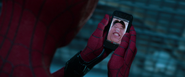 Spider-Man calling Ned
