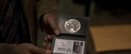 Nick Fury's S.H.I.E.L.D. Badge