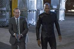 Peterson y Coulson - SHIELD