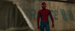 Spider-Man (Queens Parking Garage)