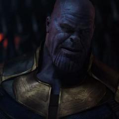 Thanos se informa que la Gema del Alma está en Vormir.