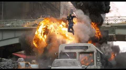 The Avengers Los Vengadores - Tráiler Oficial Super Bowl - Doblado
