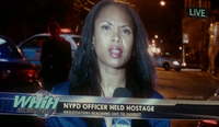 WHiH World News - NYDP Officer Held Hostage