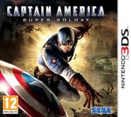 CaptainAmerica 3DS FR cover