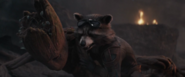 Groot & Rocket Raccoon