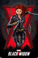 Marvel's Black Widow - Promo Poster