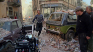 Quicksilver BTS (The Making of AoU)