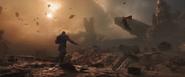 Thanos & DocStrange (Moving Terrain)