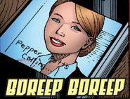 Pepper Potts Calling...