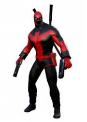 Ultimate Deadpool (Wadey Wilson)
