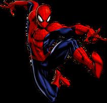 Spider man by alexelz da6rbcd