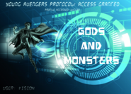 Gods and Monsters (YA)