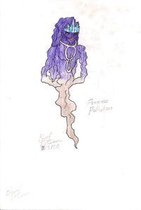 Princess Pollution by heatstroke2008