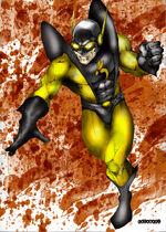 Killer Wasp 613