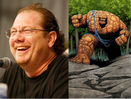 Fred Tatasciore as The THing