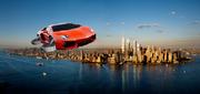 Viktor S.H.I.E.L.D Lamborghini