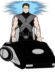 Charles Xavier(uniform)
