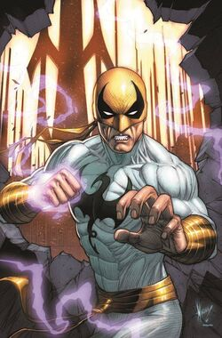 Iron Fist NEW!