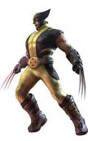 Wolverine (Marvel Ultimate Alliance)