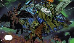 Horsemen of Apocalypse (Original)