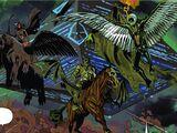 Horsemen of Apocalypse (Earth-1010)