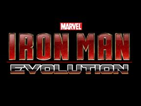 Iron Man Evolution Title