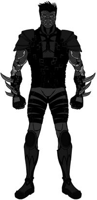 Titan Inhuman