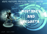 Mistakes and Regrets (YA)