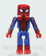 Power and responsibility spider-man