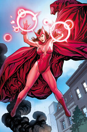 Scarlet Witch Disambiguation