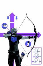 Hawkeye New 52