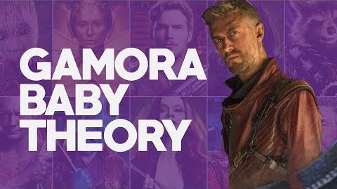Kraglin is Caring for Gamora's Baby (THEORY)