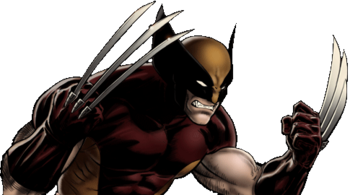 Wolverine (Brown-and-Tan)