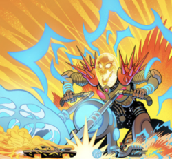 Cosmic Ghost Rider (Infinitiverse)