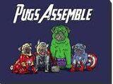 Avengers Pugs Vol 1 1