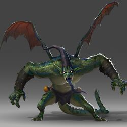 Goblin Monster (Infinitiverse)