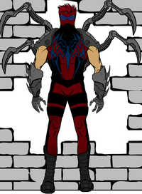 Kaine Scarletspider
