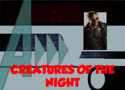 99-Creatures of the Night