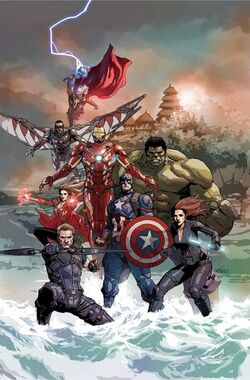 Avengers Earth-61615.8
