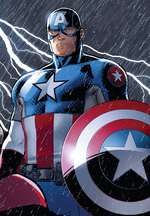Steven Rogers (Earth-1610) from Ultimate Comics Spider-Man Vol 2 15