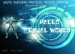 21-Hello Cruel World