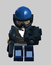Heavy Agent S.H.I.E.L.D