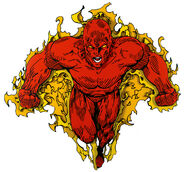 The Human Torch (Earth-3000)