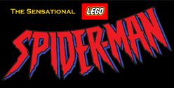 The sensational lego spiderman