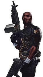 Nick Fury (Earth-1111)