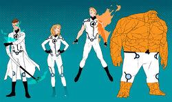Fantastic Four (Earth-1111)