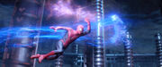 The-amazing-spider-man-2-spiderman-dodging-the-electro