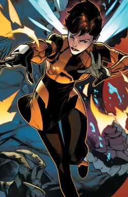 Jocasta as Wasp (AVU)