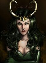Lady Loki (Infinitiverse)