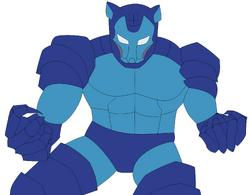 Blue Tiger 9048
